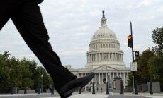 ASV Senāts atliek balsojumu par valdības finansēšanu; valdības darbs daļēji apturēts