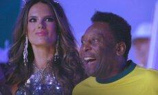 Pele atguvis veselību un humora izjūtu - sola gatavoties Rio Olimpiādei