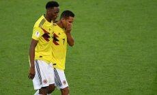 Колумбийским футболистам угрожают расправой после поражения от англичан на ЧМ-2018