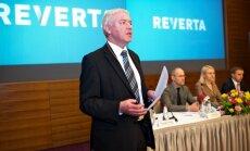 Valdība nolemj turpināt 'Reverta' aktīvu pārdošanu