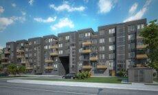 Стройкомпания Merks начала строить комплекс жилых многоэтажек в Риге