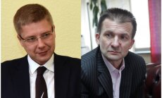 VID Ušakovam uzliek 150 eiro sodu; Vaškevičam – 350 eiro