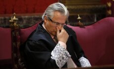 Spānijas cilvēktiesību tiesnesis notiesāts par sarunu noklausīšanos