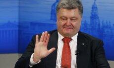 """Порошенко считает строительство """"Северного потока — 2"""" местью Украине"""