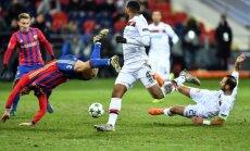 CSKA izglābjas no zaudējuma pret 'Bayer', taču šķiras no izredzēm iekļūt UEFA Čempionu līgas 'play-off'