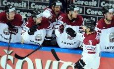 IIHF 'spēka rangs'. Latvija: mēss esams čempioni, manis draugi