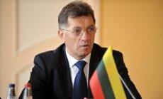 Lietuvas premjers nebrauks uz olimpiādi, jo tas būtu pārāk dārgi