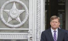 Pēc Soču olimpiādes amatu pametīs ASV vēstnieks Krievijā