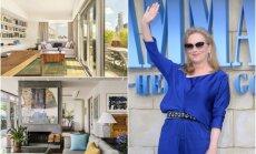 ФОТО: Мерил Стрип продает квартиру в Нью-Йорке с личным лифтом и балконом в качестве внутреннего дворика