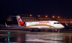 Российская региональная авиакомпания запускает рейсы Рига - Москва
