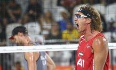 Самойлов и Шмединьш стартовали в Рио с драматичной победы над канадцами