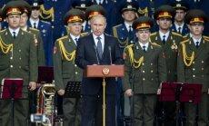 Путин: Россия добавит к своим ядерным силам 40 ракет
