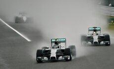 'Mercedes' komanda samaksājusi rekordlielu dalības maksu startam jaunajā F-1 čempionātā