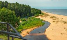 Жителей Риги приглашают на субботник, чтобы очистить побережье
