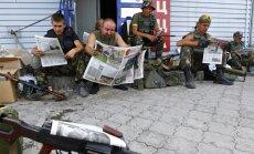 Rietumvalstis ar Putinu nevēlas 'sasieties'; Austrumukrainai draud Abhāzijas liktenis, raksta rietumu mediji