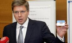 Ušakovs: sadarbojamies gan ar 'Vienoto Krieviju', gan Ķīnas kompartiju