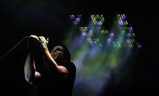Koncerta apskats: Industriālās mūzikas pionieri 'Nine Inch Nails' Rīgā