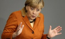 Merkele noliedz baumas par amata pamešanu pirms termiņa beigām