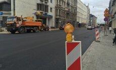Ушаков: следующим летом на улицах Риги снова будут пробки из-за ремонта