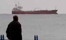 Latvija dod patvērumu Krievijas kravas kuģim