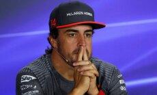 Alonso startēs Lemānas 24 stundu sacensībās un FIA izturības čempionātā