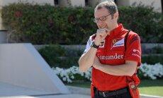 Bijušais 'Ferrari' F-1 komandas boss Domenikali varētu pāriet uz basketbolu