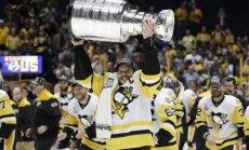 Pitsburgas 'Penguins' otro gadu pēc kārtas izcīna Stenlija kausu