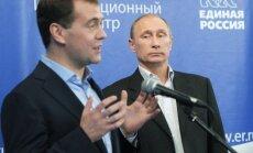 Provizoriskie rezultāti apliecina 'Vienotās Krievijas' uzvaru Valsts domes vēlēšanās