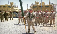 ASV nosūtīs vēl 4000 karavīru uz Afganistānu
