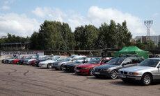 Svētdien Biķerniekos uzstādīs Ginesa rekordu – visvairāk BMW vienuviet