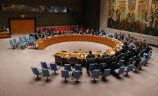 Protestējot pret ANO rezolūciju, Izraēla ierobežo maksājumus organizācijai
