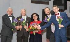 Apbalvojumu 'Laiks Ziedonim' saņēmuši pieci sava aroda meistari