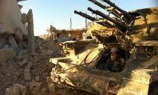 Sīrijas pretgaisa aizsardzība ir 'stiprākā reģionā'