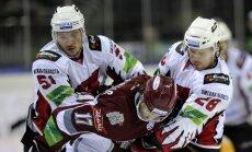Rīgas 'Dinamo' mājas spēļu sēriju turpina ar cīņu pret 'Avangard'