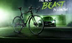 'Mercedes' velosipēds jauna 'Dacia' automobiļa cenā