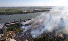 Rostovā aizliedz atjaunot vasarā nodegušās mājas; zeme nonāks pilsētas īpašumā