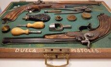 Tēva dienā muzejs aicina iepazīt vīrišķīgo pasauli – ieročus