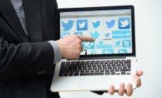 Cīņā pret ekstrēmismu 'Twitter' bloķē 636 tūkstošus lietotāju kontu