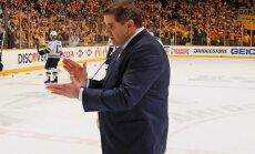 Head coach Peter Laviolette Nashville Predators