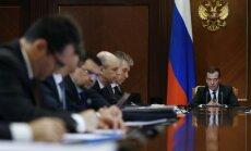 Maskavā top krīzes plāns Putina 'kabatas bankas' glābšanai; parāds – 20 miljardi