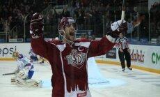 Rīgas 'Dinamo' uzņem savas konferences vājāko komandu 'Slovan'
