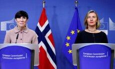 ЕС считает США незаменимыми в мирном процессе на Ближнем Востоке
