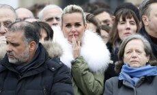 Parīze piemin pagājušā gada terora uzbrukumu upurus