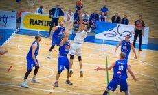 'Jūrmalas' basketbolisti pirmo reizi iegūst Latvijas čempionāta bronzas medaļas
