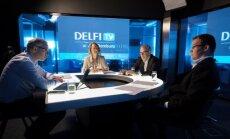 Par ko balsot? 'Delfi TV ar Jāni Domburu' atbild Nacionālā apvienība