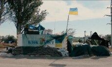 Video: Kā trīs latvieši iesaistījās Ukrainas karā pret separātistiem