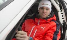 WRC čempiona Gronholma dēls 'World RX' startēs ar savu komandu un Kena Bloka auto