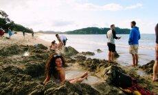 Jaunzēlandes burvība: neticamas pludmales, iespaidīgi kalni un mirdzošas alas