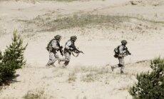 Līdz ar Kanādu uz Latviju varētu braukt Spānijas, Slovēnijas, Itālijas un Polijas karavīri