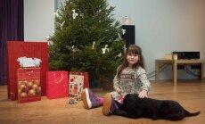 Labdarības akcijā bērnus ar īpašām vajadzībām nodrošinās ar suņiem-pavadoņiem